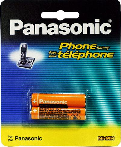 باتری پاناسونیک HHR-4DPA