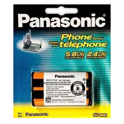 باتری پاناسونیک HHR-P104