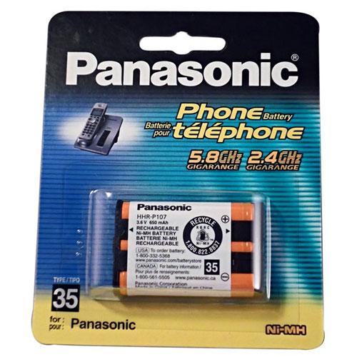 باتری پاناسونیک HHR-P107