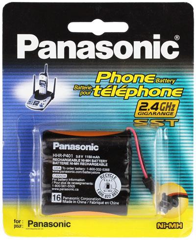 باتری پاناسونیک HHR-P401A