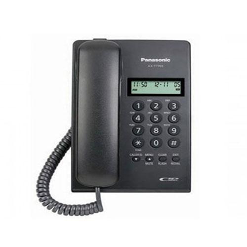 تلفن با سیم پاناسونیک KX-T7703X