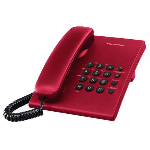 تلفن با سیم پاناسونیک KX-TS500MX