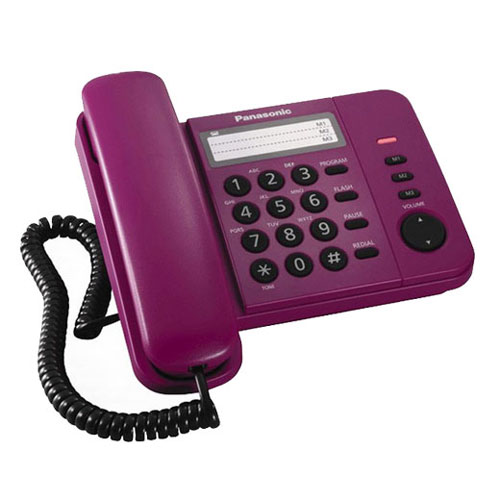 تلفن با سیم پاناسونیک KX-TS520