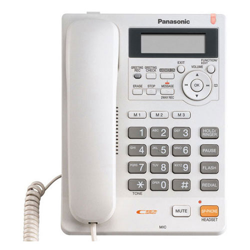 تلفن با سیم پاناسونیک KX-TS620MX