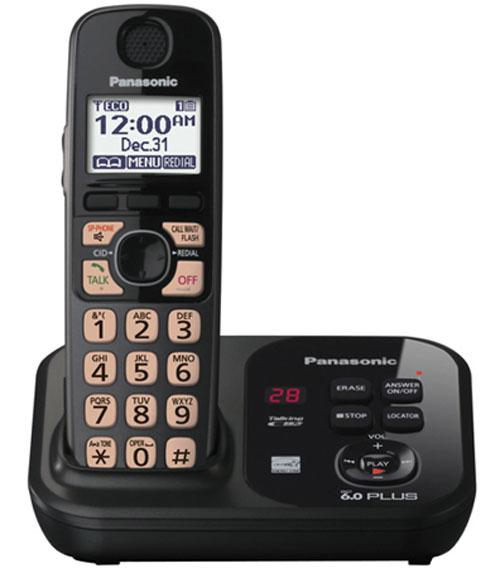 تلفن بی سیم پاناسونیک مدل KX-TG4731B-4732B