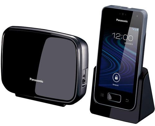 تلفن بی سیم پاناسونیک KX-PRX150