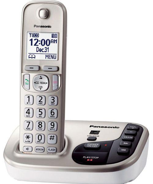 تلفن بی سیم پاناسونیک KX-TGD220-222-223
