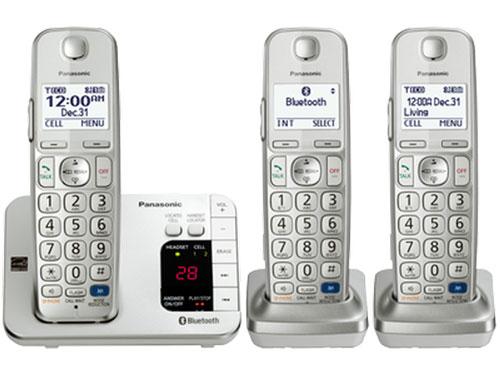 تلفن بی سیم پاناسونیک KX-TGE262-263