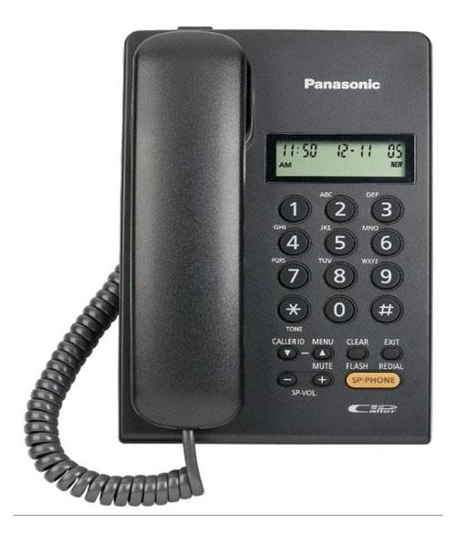 تلفن رومیزی پاناسونیک KX-TS62