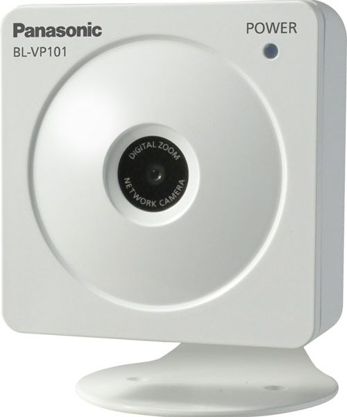 دوربین تحت شبکه پاناسونیک BL-VP101
