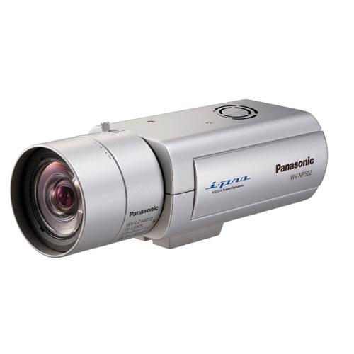 دوربین تحت شبکه پاناسونیک WV-NP502