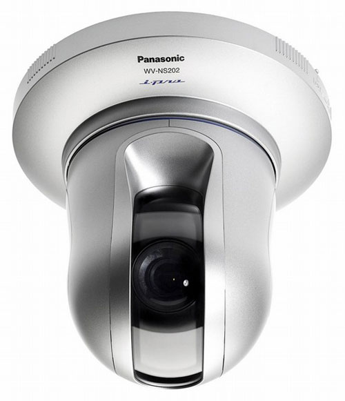 دوربین تحت شبکه پاناسونیک WV-NS202