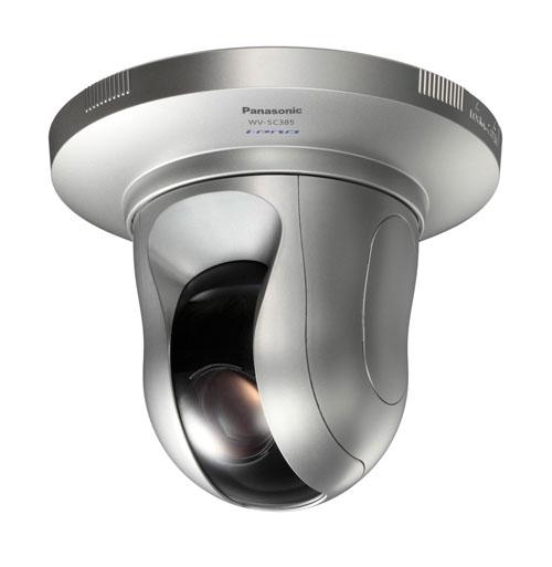 دوربین تحت شبکه پاناسونیک WV-SC385