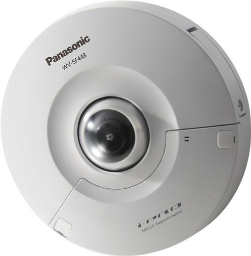 دوربین تحت شبکه پاناسونیک WV-SF448E
