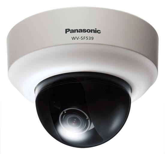دوربین تحت شبکه پاناسونیک WV-SF539