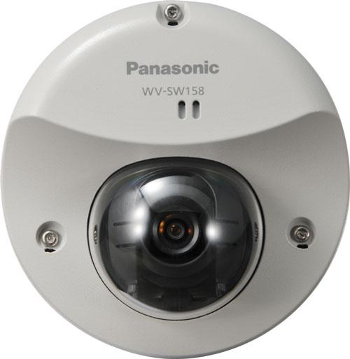 دوربین تحت شبکه پاناسونیک WV-SW158