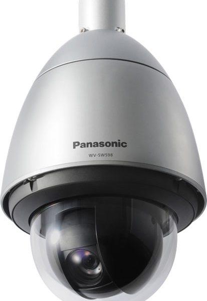 دوربین تحت شبکه پاناسونیک WV-SW598