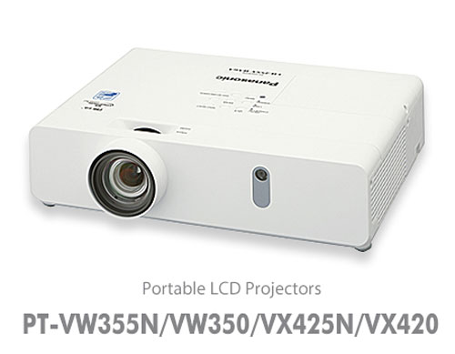 ویدئو پروژکتور پاناسونیک PT-VX420