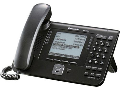 گوشی تحت شبکه SIP پاناسونیکKX-UT248