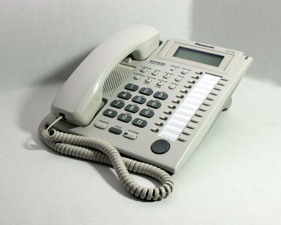 گوشی سانترال هیبراید پاناسونیک KX-T7735