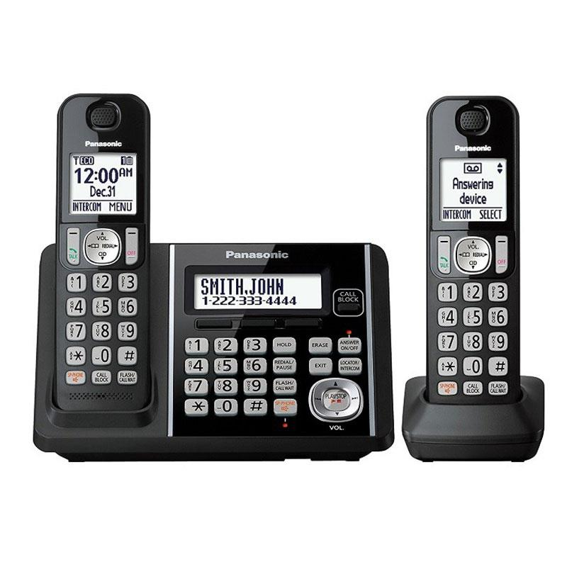 معرفی قابلیت تلفن بی سیم KX-TG3752 پاناسونیک
