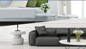 هماهنگی تلفن بی سیم پاناسونیک KX-TGK210 با طراحی داخلی